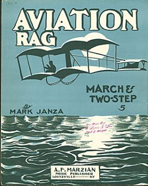 Aviation Rag Mark Janza