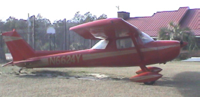 Don Gay's Cessna 150L