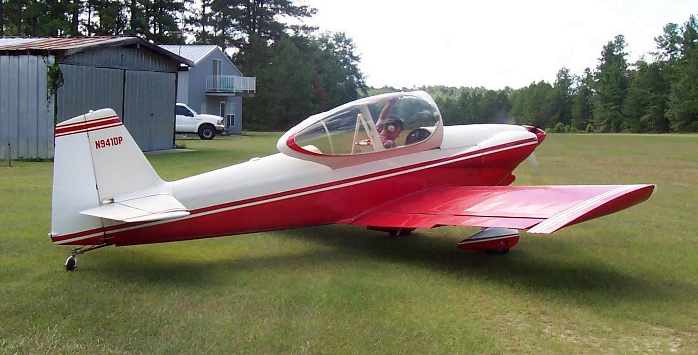 Backyard Flyer Part - 40: 1994 RV-4 For Sale