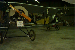 Ralph and Ray's Nieuport 11s