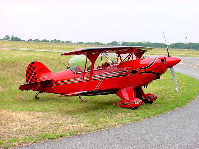 Greg Samples' Pitts S-2B