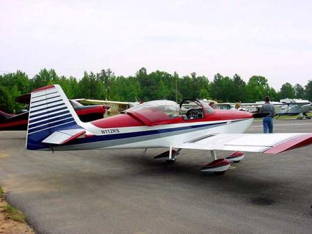 Ray Sheffield's RV-6A